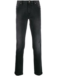 Pt05 Regular Fit Jeans Black