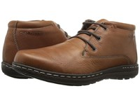 Hush Puppies Vice Victory Dark Brown Leather Men's Shoes