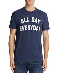 Kid Dangerous All Day Graphic Tee Navy