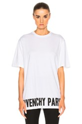 Givenchy Tee In White