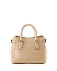 Cole Haan Esme Small Leather Tote Bag Nude