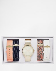Aldo Luviel Multi Strap Watch Multi
