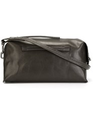 Rick Owens Oversized Clutch Grey