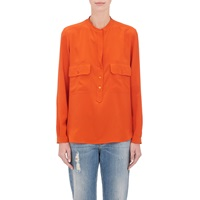 Stella Mccartney Estelle Blouse Berry