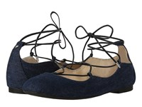 Sam Edelman Flynt Navy Women's Dress Sandals