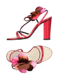 Diego Dolcini Sandals Red