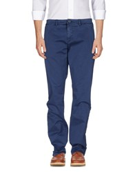 Hamptons Casual Pants Blue