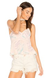Free People Endless Fun Tank Top White