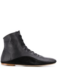Paul Smith Ana Lace Up Boots Black