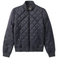 Barbour Steve Mcqueen Quilt Jacket Black