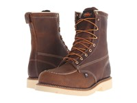 Thorogood American Heritage 8 Steel Toe Brown Crazy Horse Men's Work Boots