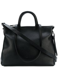Marsell Casual Tote Bag Black