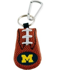 Game Wear Michigan Wolverines Keychain Team Color