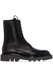Givenchy Combat Lace Up Ankle Boots 60