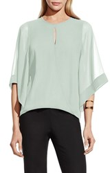 Women's Vince Camuto Kimono Sleeve Faux Wrap Blouse Soft Breeze