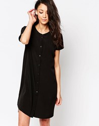 Jdy Shirt Dress Black