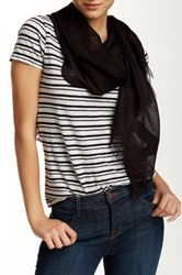 Halogen Lightness Scarf Black