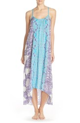 Women's In Bloom By Jonquil Racerback Maxi Nightgown