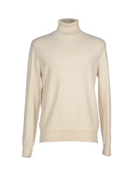Heritage Turtlenecks Ivory