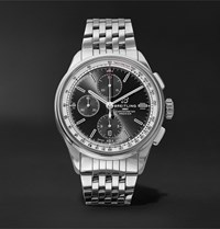 Breitling Premier Chronograph 42Mm Stainless Steel Watch Ref. No. A13315351b1a1 Black