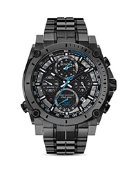 Bulova Precisionist Watch 46.5Mm Black