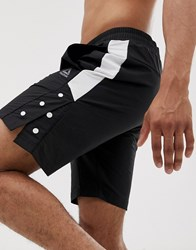 Reebok Meet You There Shorts In Black