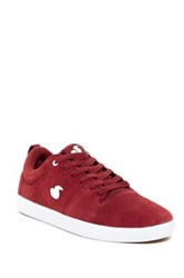 Dvs Shoe Company Nica Sneaker Red