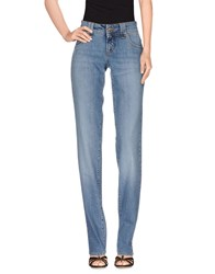 Galliano Jeans Blue