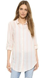 Sundry Oversized Shirt White