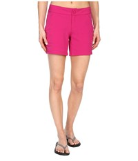 The North Face Amphibious Shorts Fuchsia Pink Women's Shorts