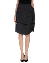 Malloni Skirts Knee Length Skirts Women Lead