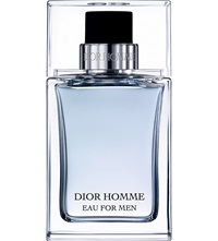Christian Dior Dior Homme Eau For Men Aftershave Lotion 100Ml