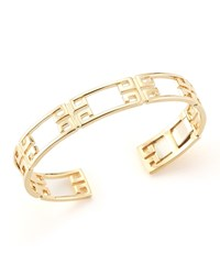 Patras 18K Yellow Gold Open Frame Bangle Ivanka Trump Yellow Gold