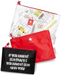 Macy's Pouch Set Only At Words
