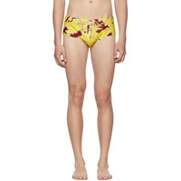 Loewe Yellow Paula's Ibiza Edition Bug Bathing Suit