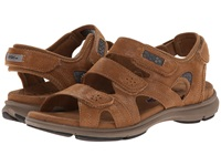 Aravon Revsoleil Tan Women's Sandals