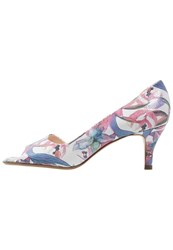 Peter Kaiser Jamala Peep Toes Multicolor Multicoloured