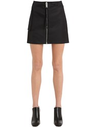 Alyx Zip Up Mini Skirt With Side Pocket