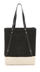 Apolis Wine Tote Black