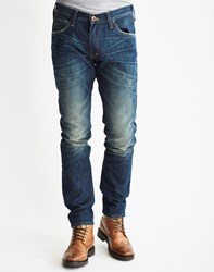 Lee Luke Slim Tapered Jeans In Proudly Worn