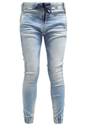 Pepe Jeans Tempo Relaxed Fit Jeans Denim Bleached Denim