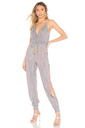 Majorelle Lisbon Jumpsuit Purple