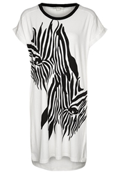 St Martins Stmartins Ash Jersey Dress Snow White