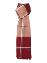 Dickins And Jones Picnic Check Scarf Multi Coloured Multi Coloured