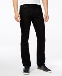 Calvin Klein Jeans Slim Straight Fit Jeans Black