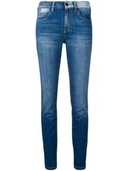 Notify Jeans Faded Skinny Blue