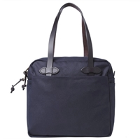 Filson Zip Tote Bag Navy