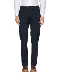 Aglini Casual Pants Dark Blue