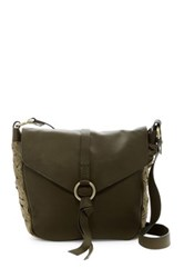 Nanette Lepore Desk Set Crossbody Green