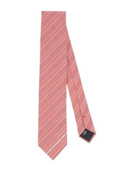 Moschino Accessories Ties Men Red